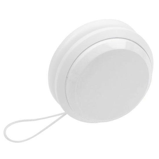 gadżet dla dzieci plastikowe jojo biały