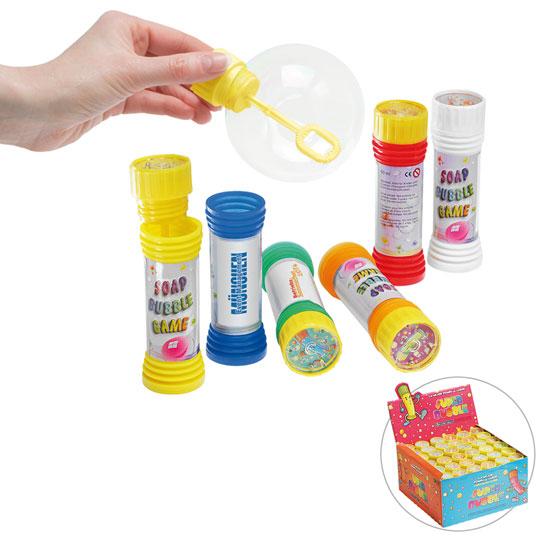 gadżet dla dzieci bańki mydlane w butelce zastosowanie różne opcje 2