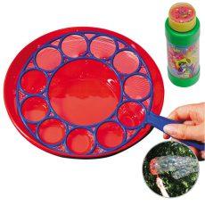 gadżet dla dzieci duży zestaw do baniek mydlanych zastosowanie