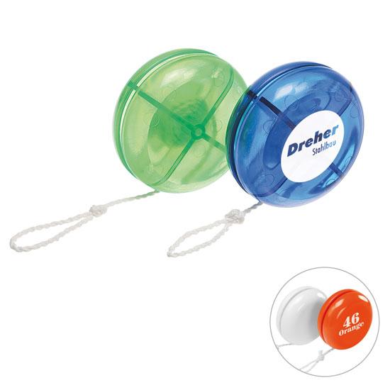 gadżet dla dzieci plastikowe jojo różne kolory