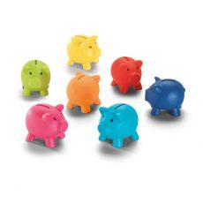 gadżet dla dzieci świnka skarbonka rózne kolory