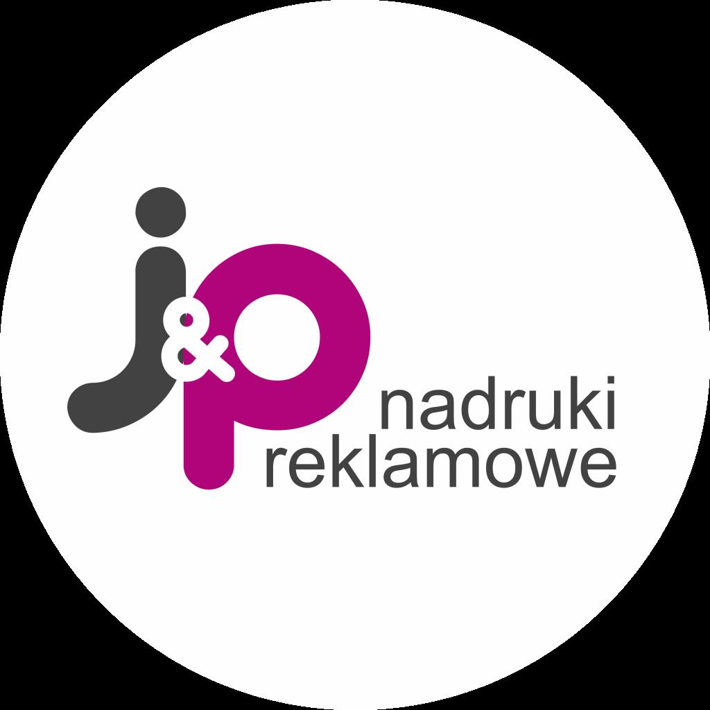 Drukarnia Zielona Góra - logo J&P Nadruki Reklamowe